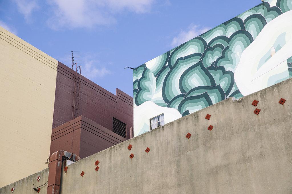 Neighborhood Art | ZO Oakland Apartments