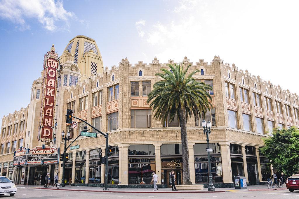 Fox Theater | ZO Oakland Apartments