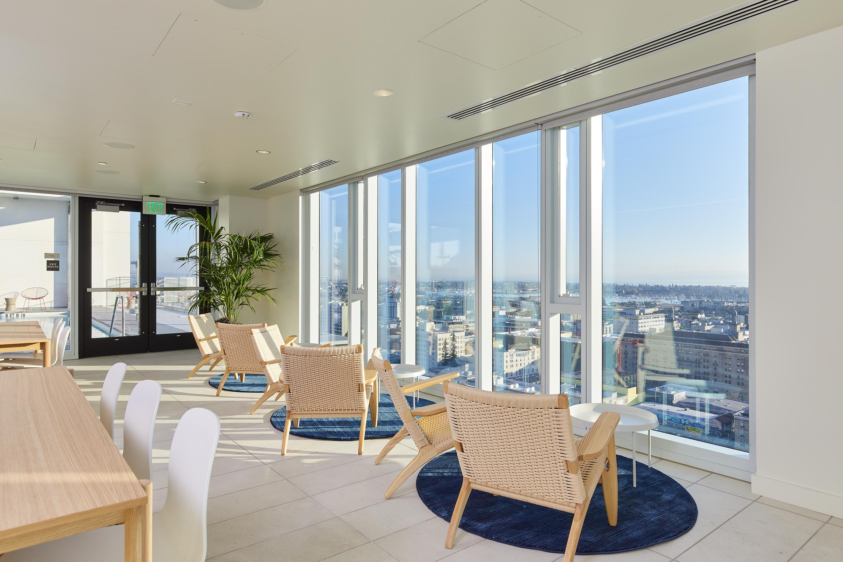 Sky Lounge | ZO Oakland Apartments